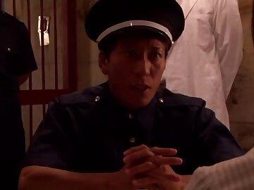 Factor ~ KAORI tits murderous in airless prison - sweeping investigator